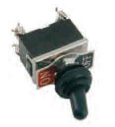 interrupteur bipolaire a levier etanche 20A 12V EU000658 A0319