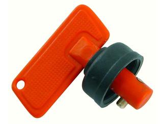 Clé à ergot pour coupe batterie EU 000676 A1118