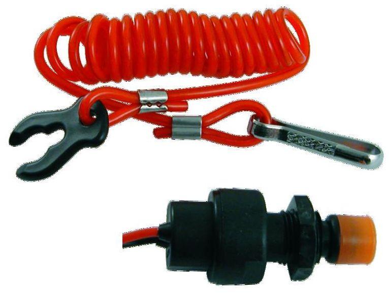 Coupe circuit ETANCHE pour moteur HORS BORD