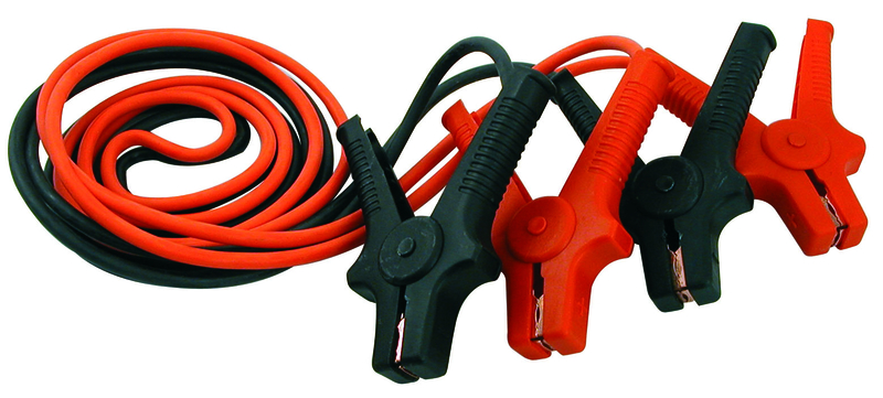 2 câbles de démarrage 16 mm - cuivre long. 3 m - EU000914