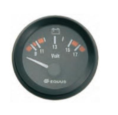 Voltmétre 12V Cadran lumineux EU001607 A1018