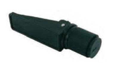 Bouchon à expansion nylon noir 21 x 27 - EU 004567