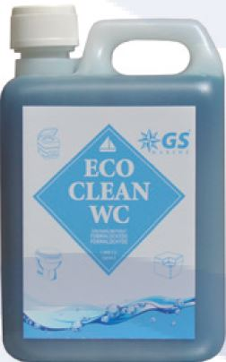 ECO CLEAN WC 1LITRE EAUX NOIRES IM18300206