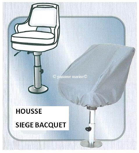 housse pour siege bacquet pour bateau ref 69134 paname marine. Black Bedroom Furniture Sets. Home Design Ideas