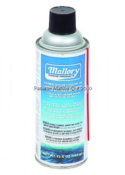 "Tampon absorbeur d&#39huile ""OIL ZAP"" MALLORY MAL 9-81100"