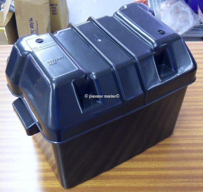 Bac batterie SMALL 11526 NOIR L280xl197xH200