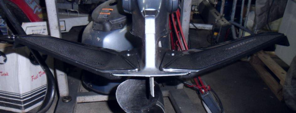 Hydrofoil stabilisateur 260CV MAXI OK HORSBORD ET INBOARD