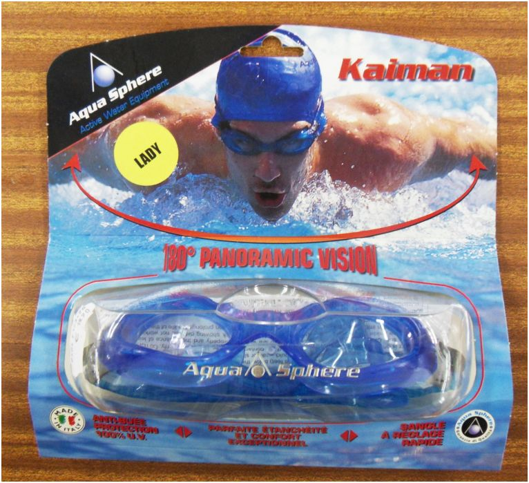 Lunette de natation LADY AQUASPHERE