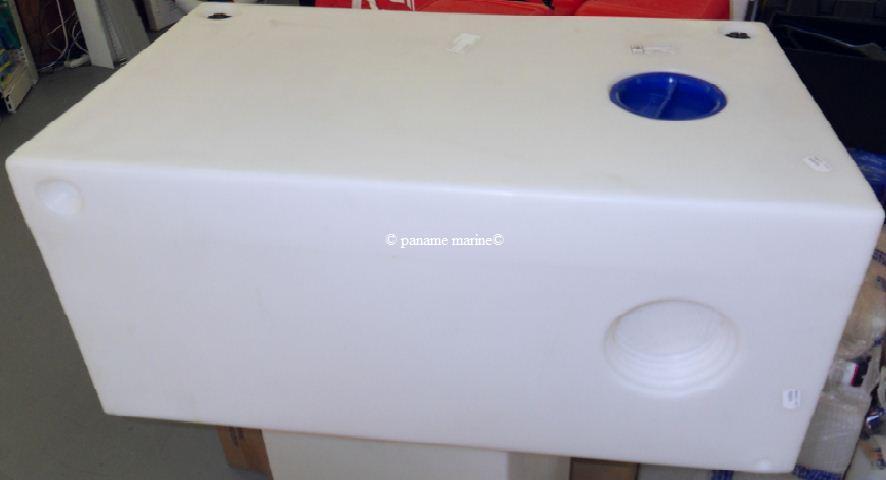 reservoir eau douce rigide 130 litres ebay. Black Bedroom Furniture Sets. Home Design Ideas