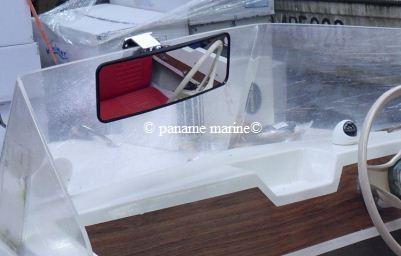 R troviseur ski nautique classique pour bateau paname marine for Housse ski roulette