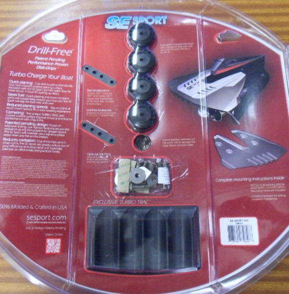 se sport 300 hydrofoil installation instructions