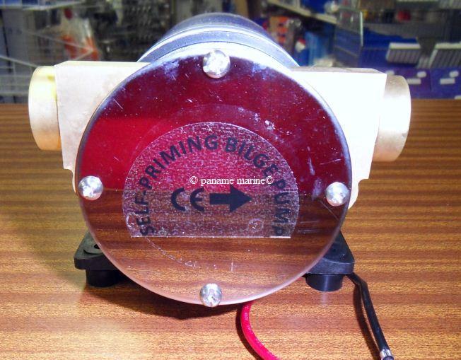 Groupe d'eau pompe 12V WATER PUPPY debit 1820Litre/HEURE