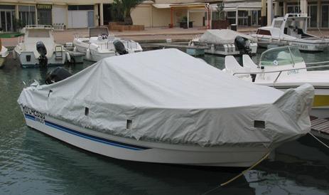Bache Taud De Mouillage Route Accastillage Inox Marine